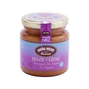 DULCE LECHE SIN LACTOSA 300 GR DOÑA VICKY